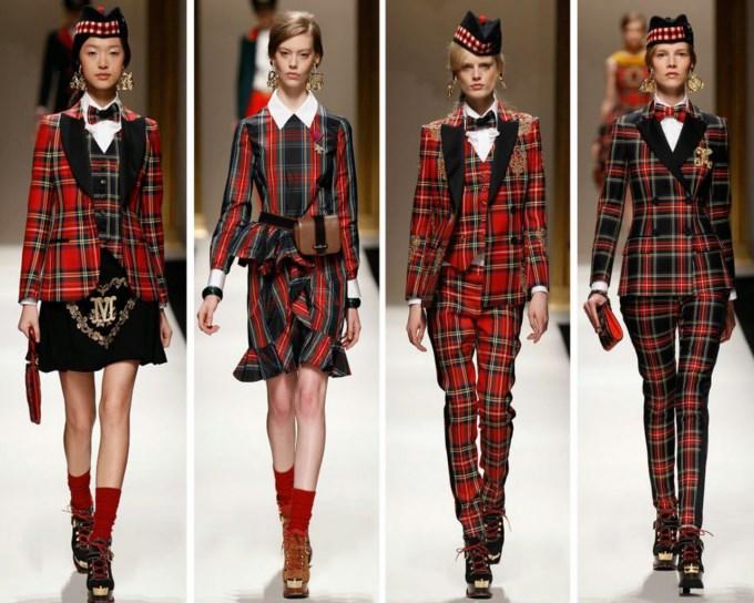 moda-xadrez-vermelho